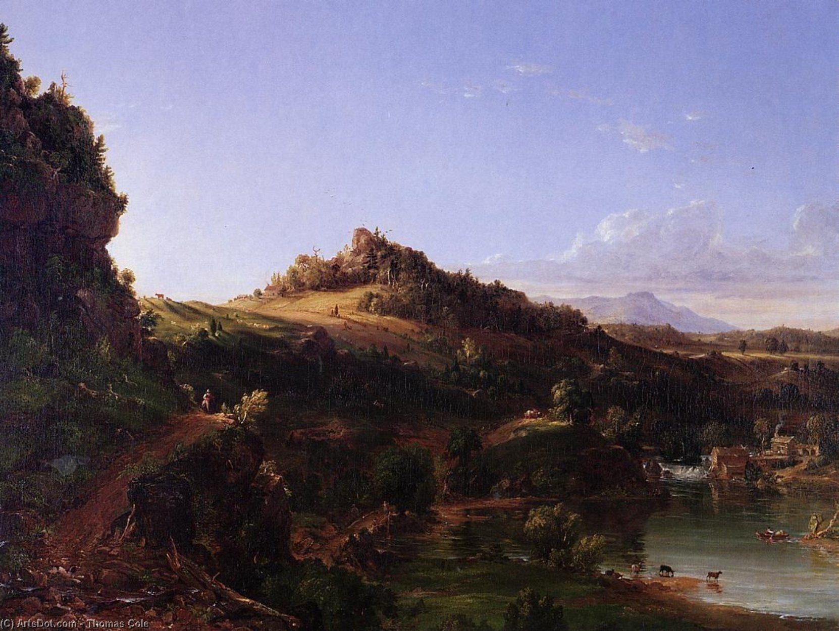 essay on american scenery cole Essay on american scenery thomas cole, essay on american scenery, the american magazine, ns 1 (jan 1836): 1-12 the essay, which is here offered.