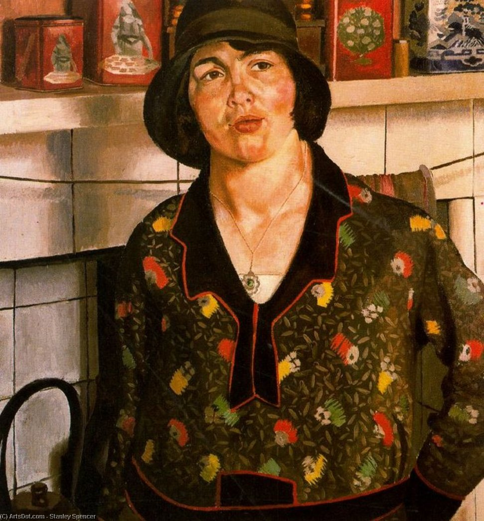stanley spencer The stanley spencer gallery is devoted entirely to the works of the reknowned british painter sir stanley spencer.