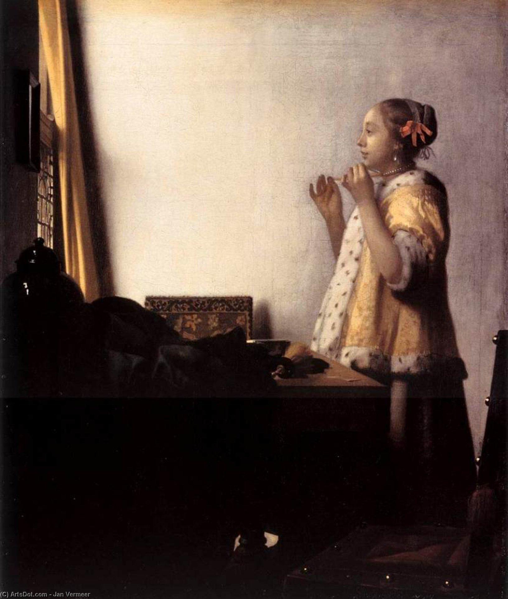 vermeer s hat 1