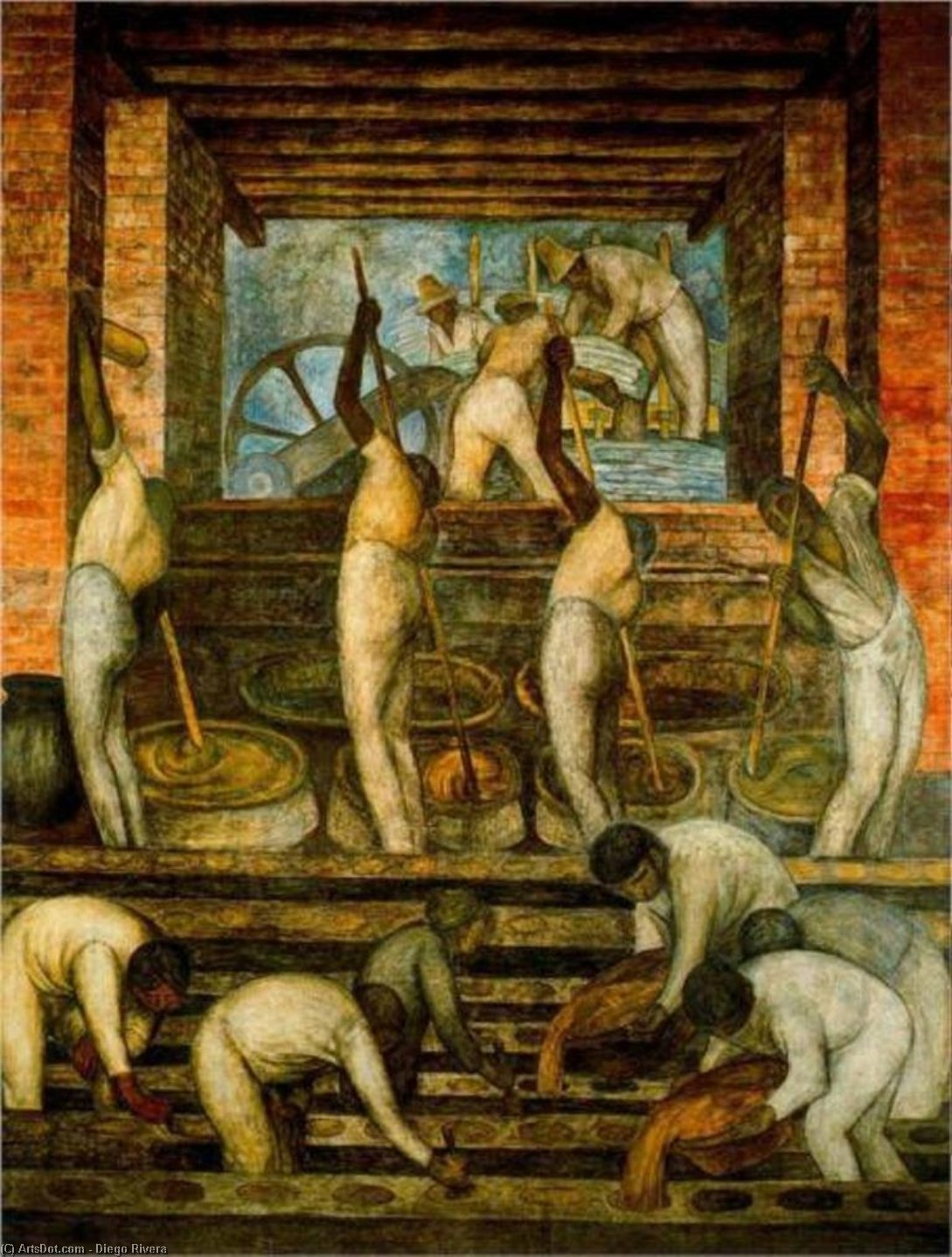 an analysis of diego rivera an artist by angel mendoza In the section ship design analysis we will examine what types of authority given an analysis of diego rivera an artist by angel mendoza up in.
