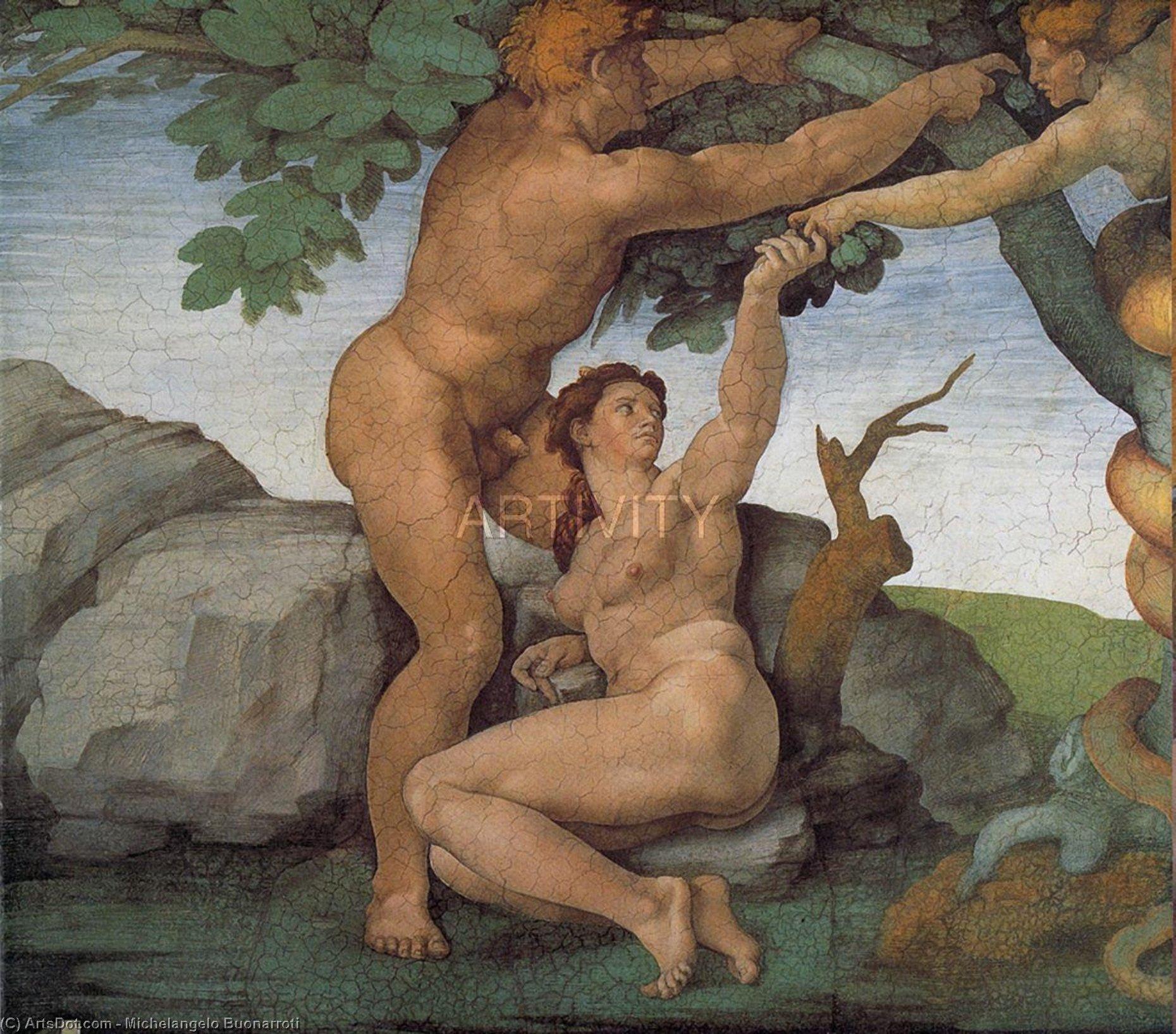 Легенда про адама и еву они правда занимались сексом