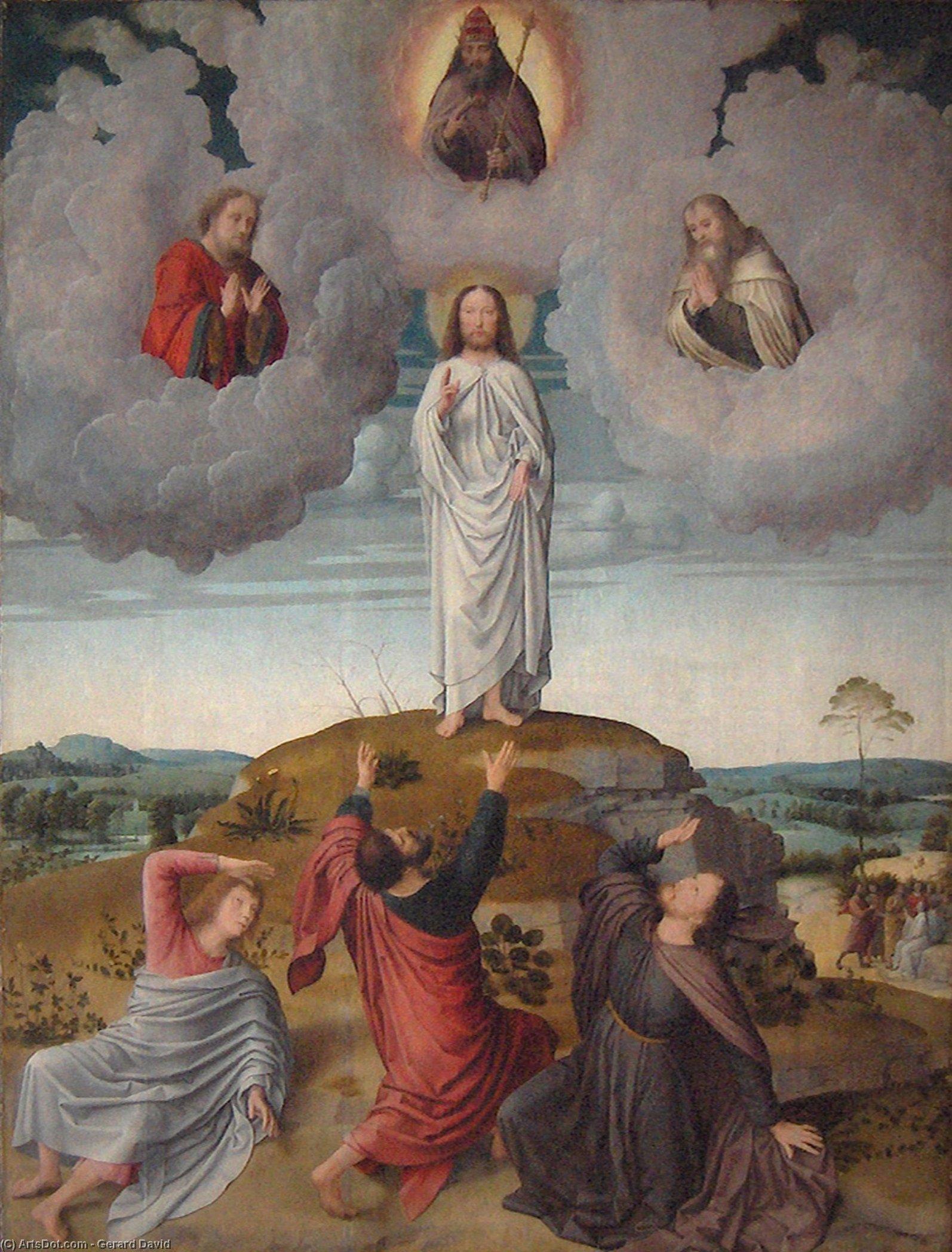 transfiguration of christ