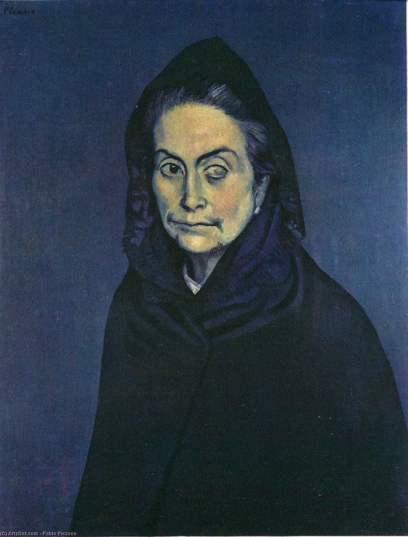 Celestina - Pablo Picasso