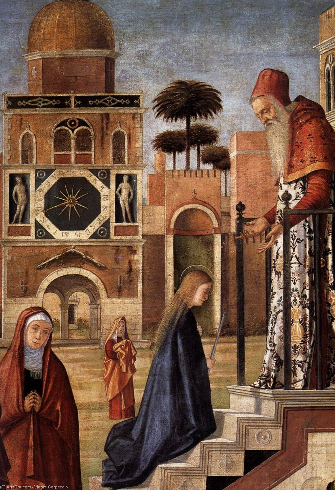 a biography of vittore carpaccio Find out more about the history of vittore carpaccio, including interesting facts, large resolution images, historical features and more biography and information venetian painter of the renaissance carpaccio was born in venice ca.