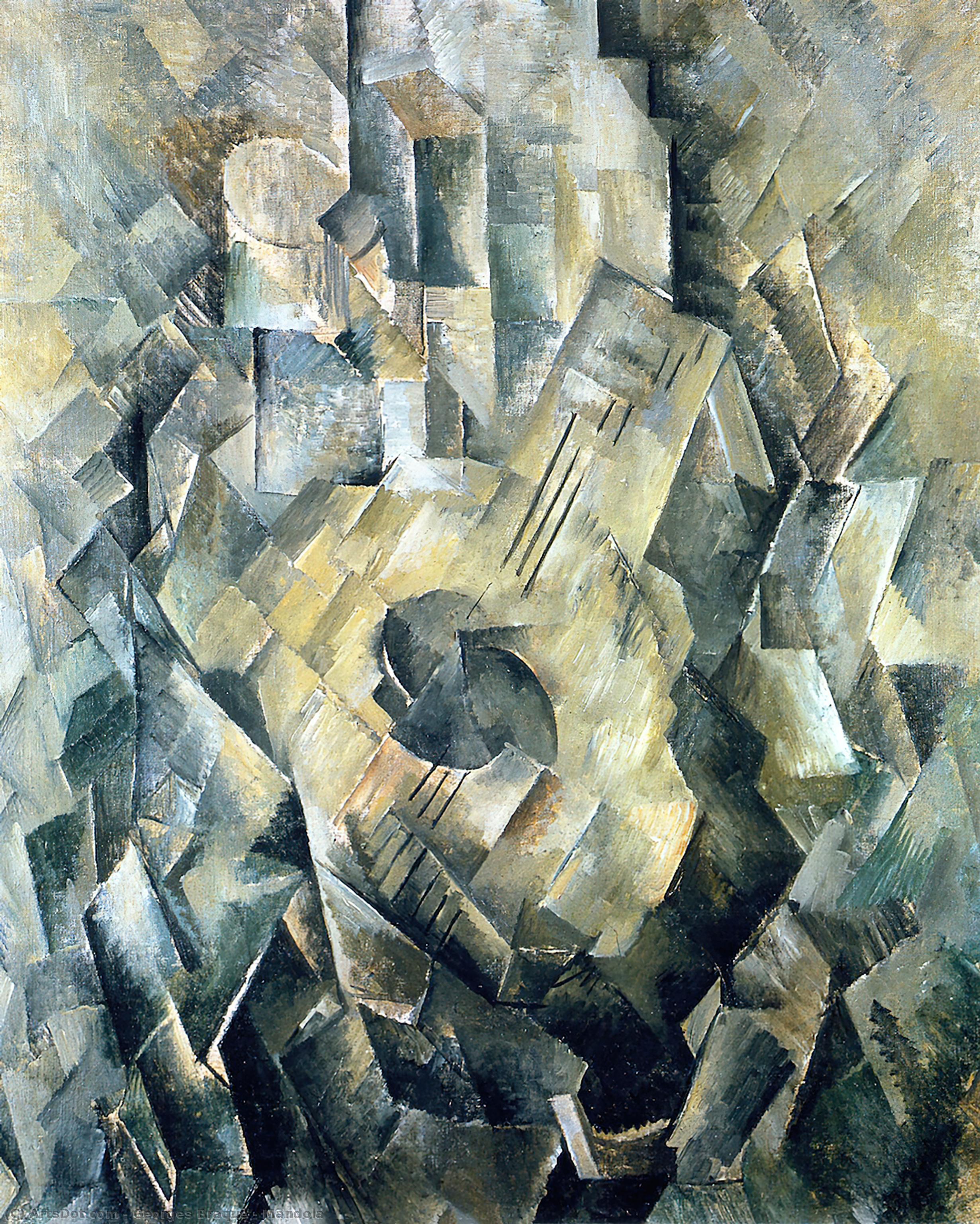Mandola - Georges Braque