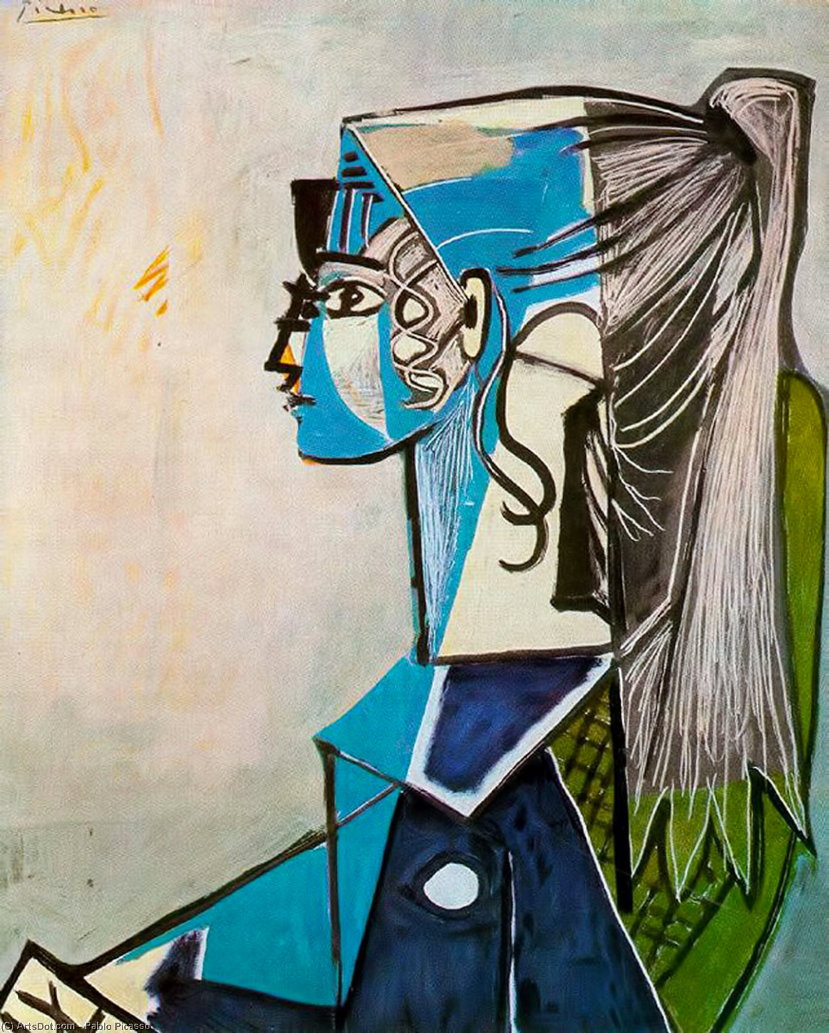 the life and times of artist pablo picasso