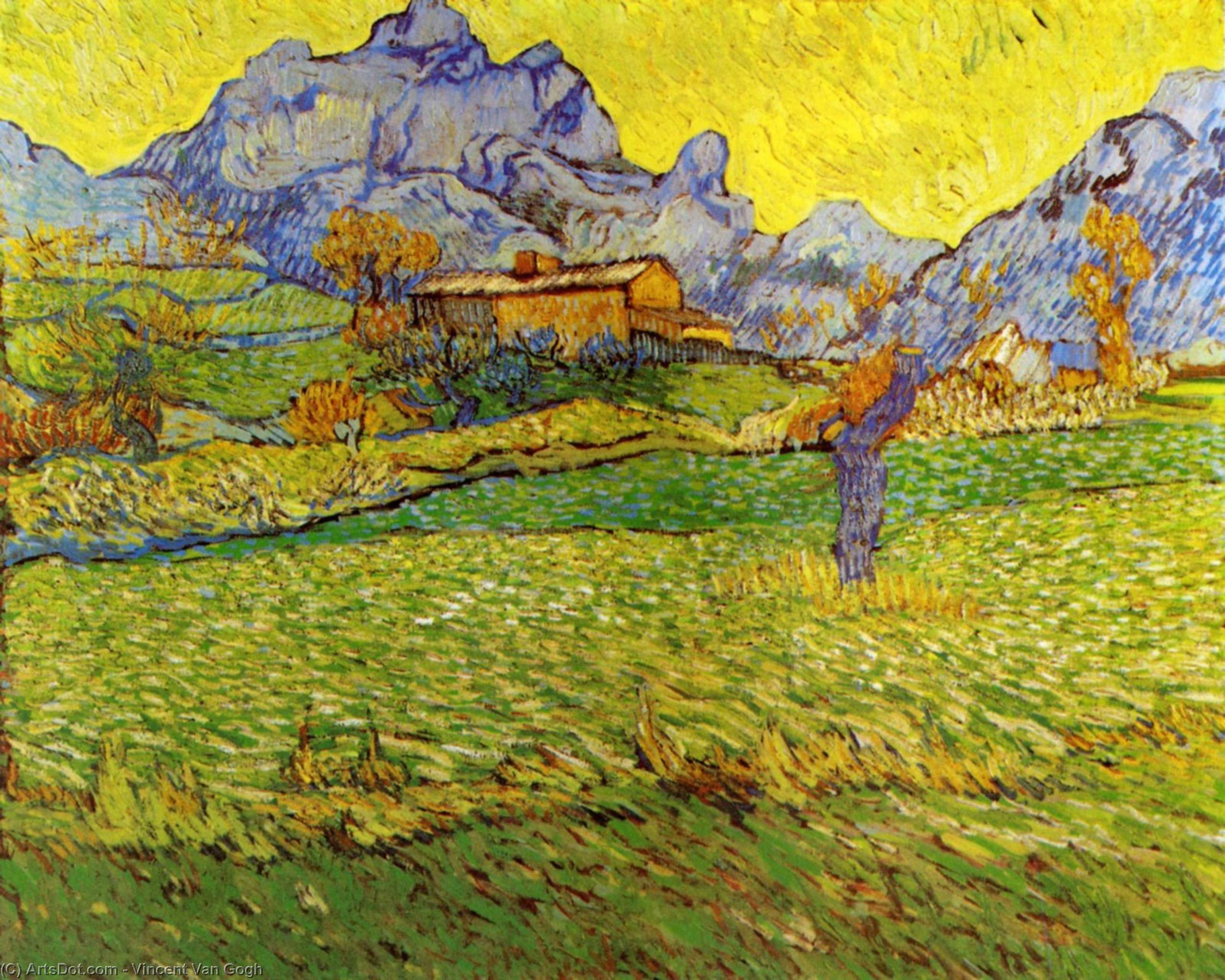 impressionism and earth art Impressionist art roots the impressionist artistic style had its formal launching in 1874, when a group of parisian artists from the cooperative and anonymous society of painters, sculptures and engravers mounted an exhibit at the studio of photographer/journalist felix nadar.