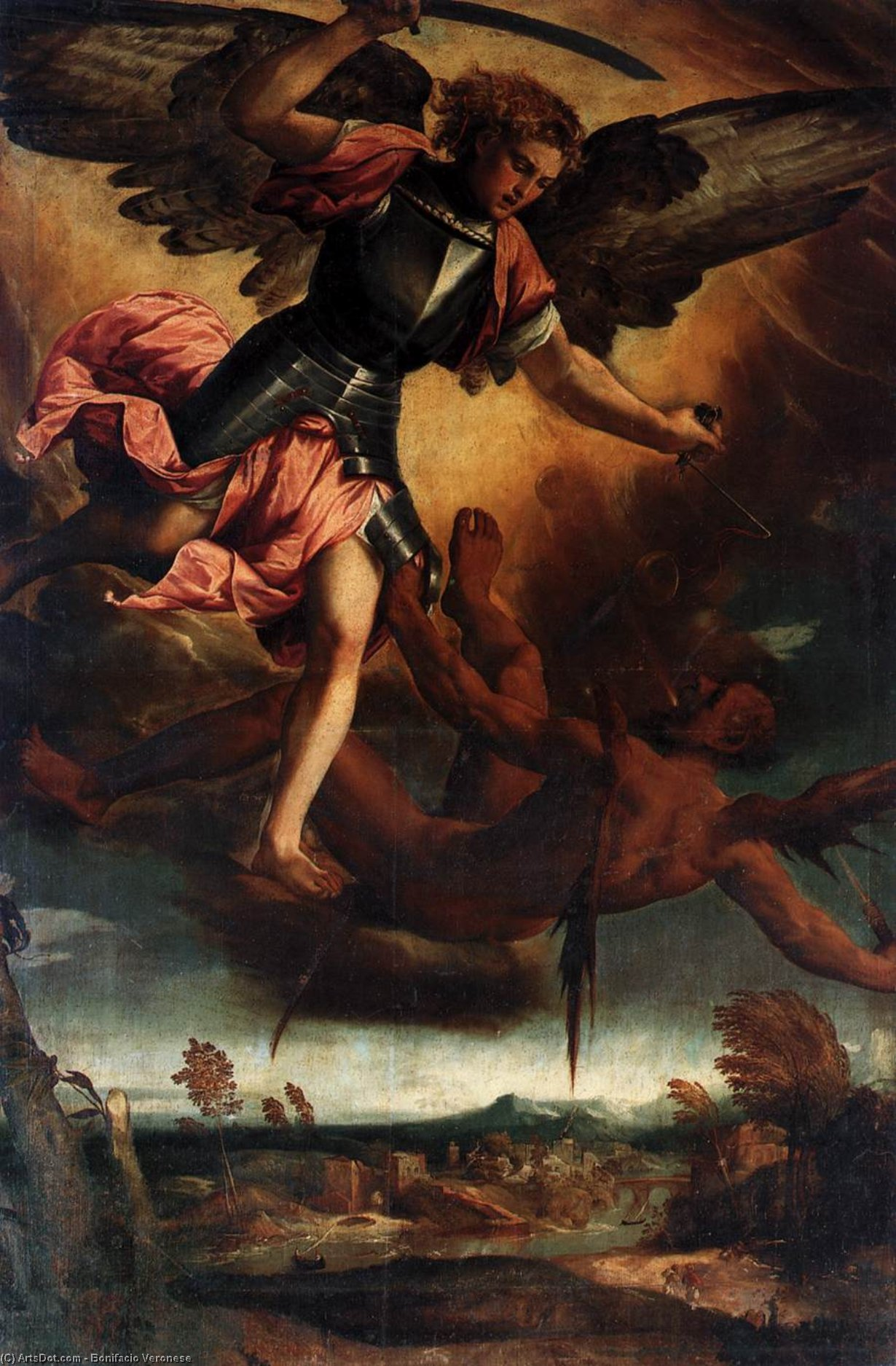a religious ranting on the theme of the myth of the devil Good and evil as religious ideas religion but will purify it and will cleanse it from mythology one, has been much neglected and yet the devil is.