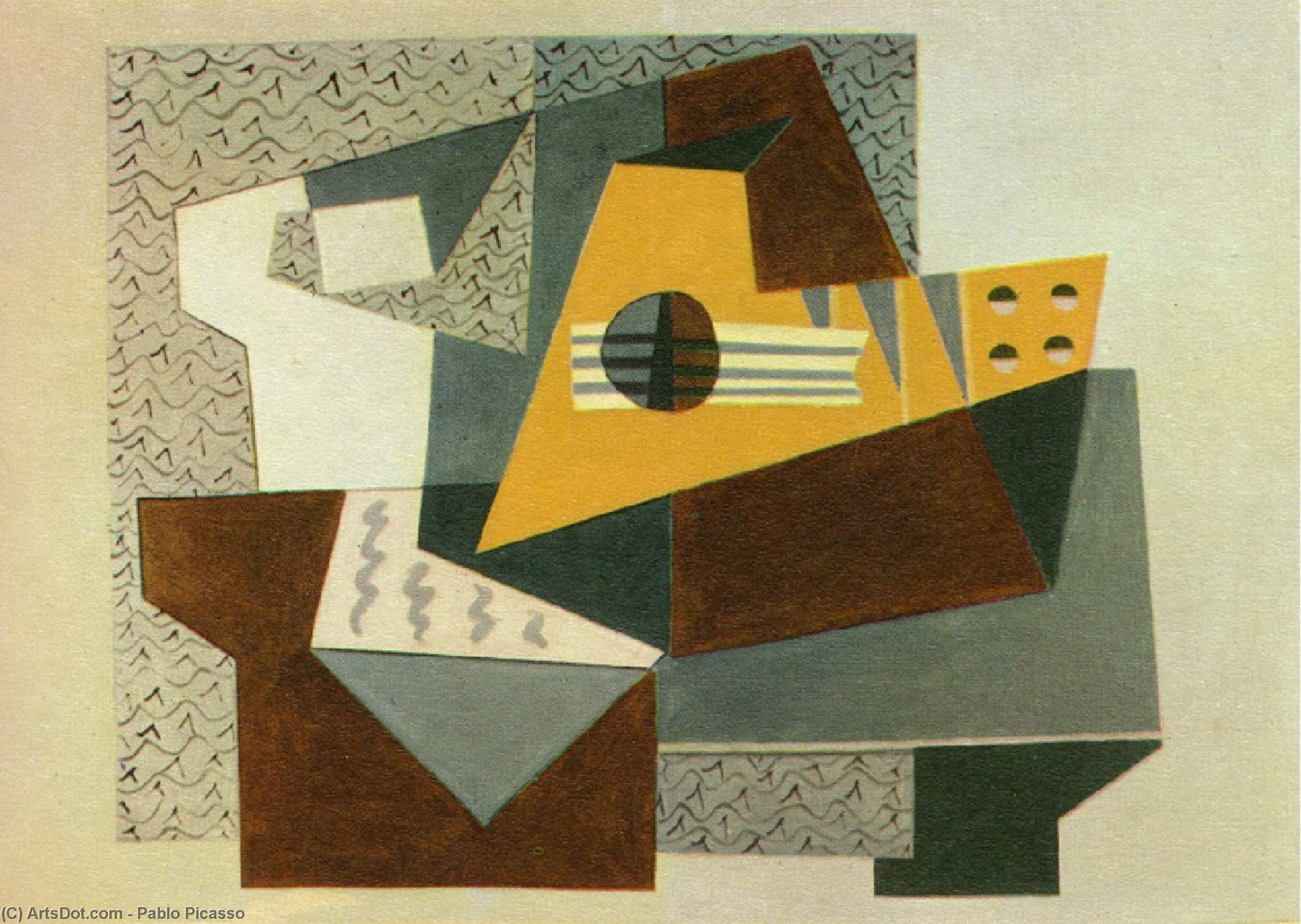 a paper on cubism Cubism was the first abstract art style cubist painting abandoned the tradition of perspective drawing and displayed many views of a subject at one time.