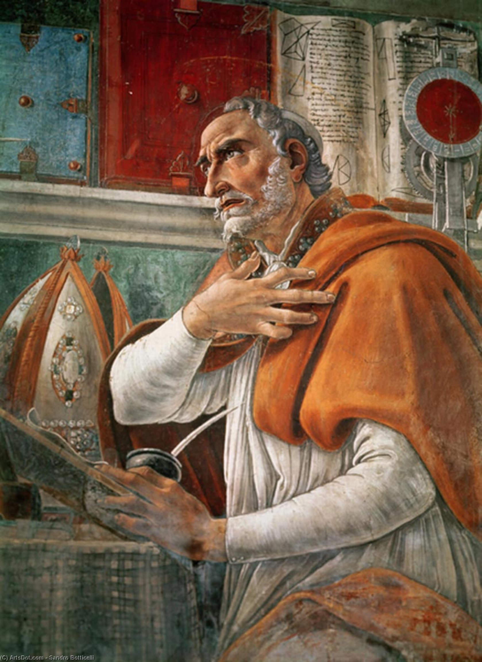 st augustine political philosophy Augustine's concept of politics - augustine's concept of politics for augustine, political life is a [tags: st augustine confessions philosophy essays.