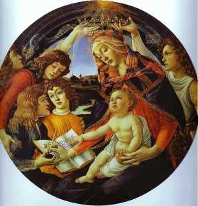 Madonna of the Magnificat