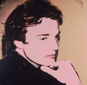 Portrait Of Jamie Wyeth