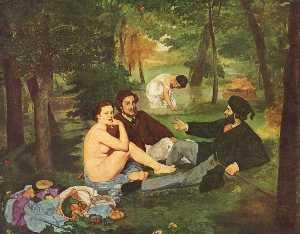 The Picnic (Le Déjeuner sur l'Herbe)