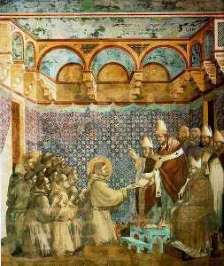 leggenda di san francesco - [ 07 ] - conferma della regola