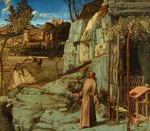 St. Francis in the Wilderness