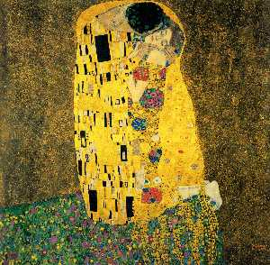 The Kiss (Bacio) - Gustav Klimt