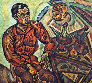 Portrait of V. Nubiola