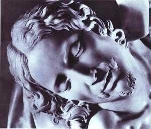 Pieta (detail