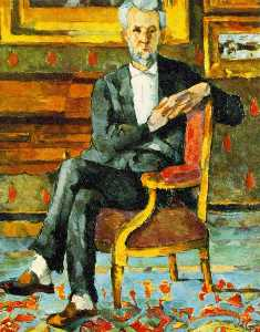 Chocquet Seated