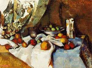 Still Life with Apples (MoMA)
