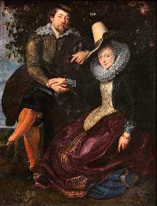 Rubens and Isabella Brant in the Bower of Honeysuckle