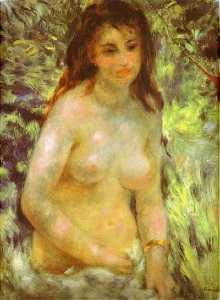 Nude in the Sunlight