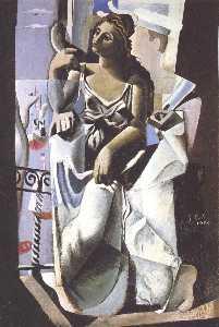 Venus and a Sailor , 1925