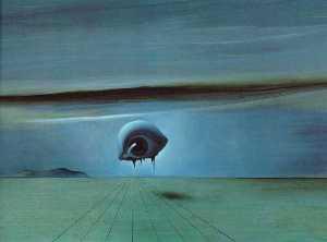 The Eye, 1945