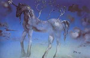 The Happy Unicorn, 1977
