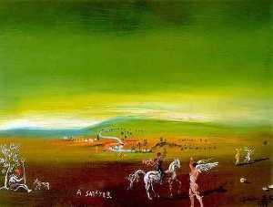 Ampurdanese Landscape, 1978