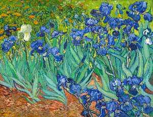 Irises [1889]
