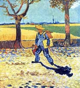 Painter on His Way to Work, The