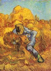 Sheaf-Binder, The after Millet