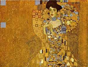 Adele Bloch-Bauer I, 1907 - Austrian Gallery, Vienna