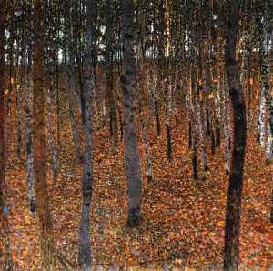 Beech Forest, 1902 - Dresden, Morderne Galerie