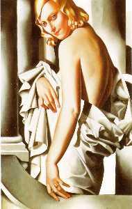 Portrait of Marjorie Ferry
