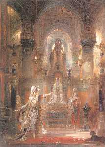 Salomé Dancing before Herod