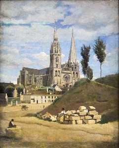 The Cathedral of Chartres