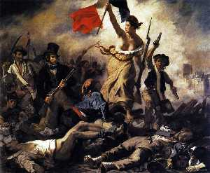 Wikioo.org - The Encyclopedia of Fine Arts - Artist, Painter  Eugène Delacroix