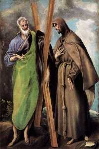 St. Andrew and St. Francis