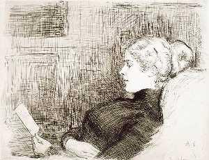 Portrait of Maria Hagelstam