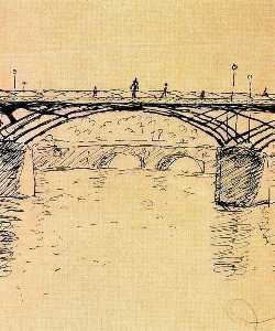 El puente de las Artes