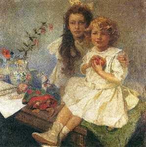 Jaroslava and Jiri