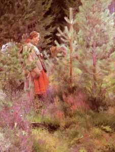 Vallkulla - Anders Leonard Zorn