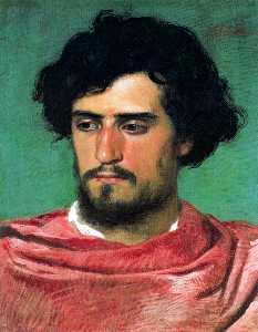 Portrait d´un jeune Romain
