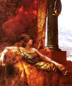 L'Imperatrice Theodora Au Colisee