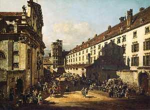 Die Dominikanerkirche in Wien