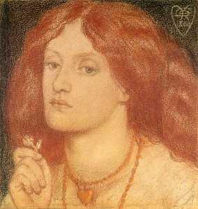 Regina Cordium or The Queen of Hearts