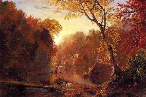 Autumn in North America
