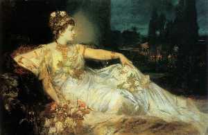 Charlotte Wolter als Messalina